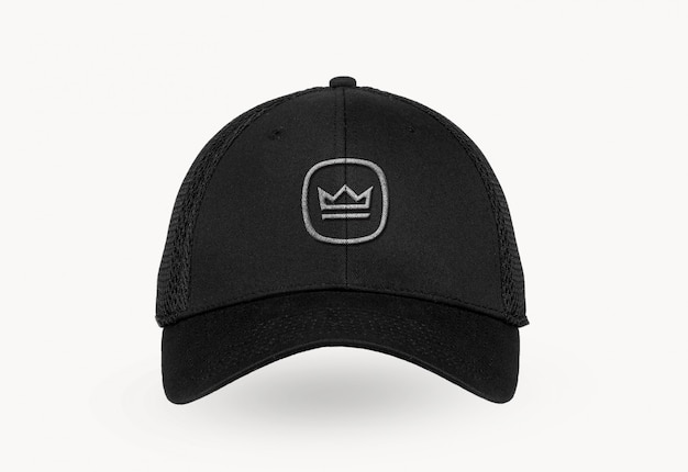 Maqueta del logo de gorra