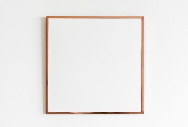 Maqueta del marco de la foto