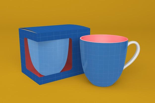 Maqueta de mug box v1