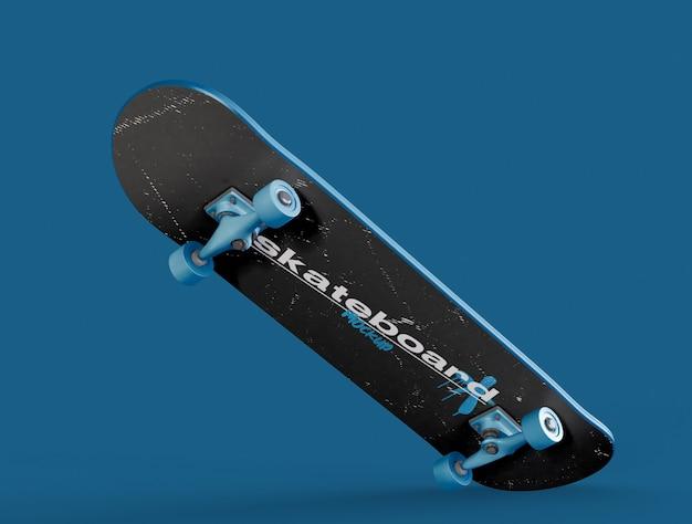 Maqueta de patineta
