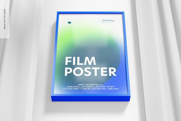 Maqueta de póster de película