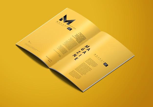 Maqueta de la revista a4
