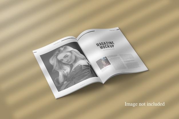 Maqueta de la revista perspective