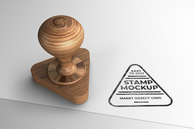 Maqueta de sello