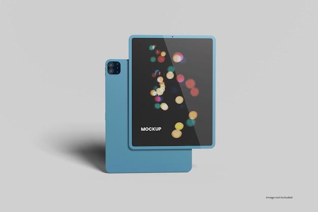 Maqueta de tablet pro 2021