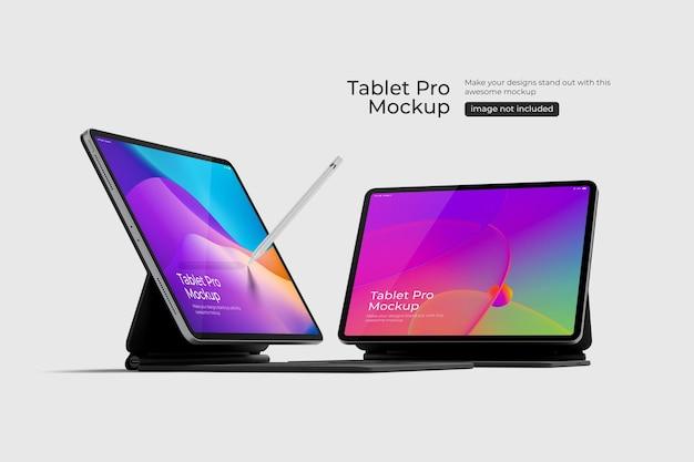 Maqueta de tablet pro psd