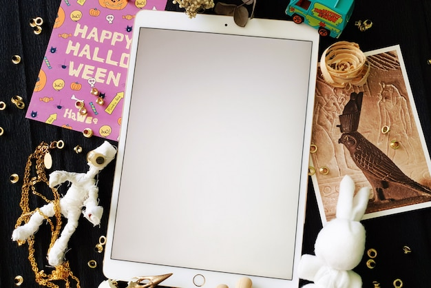 Maqueta de tableta