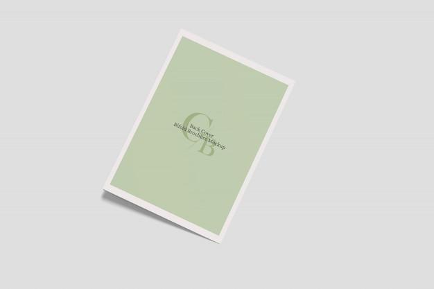 Maqueta de tarjeta de invitación