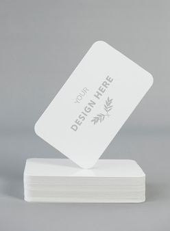 Maqueta de la tarjeta