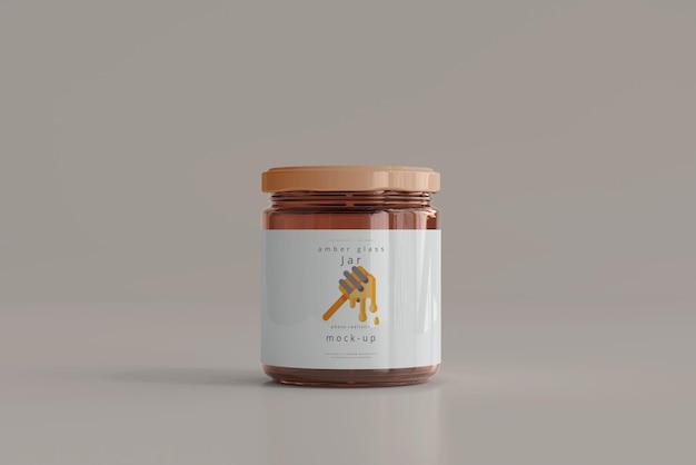 Maqueta de tarro