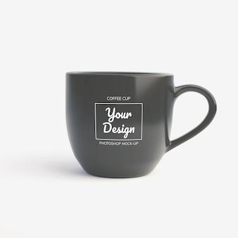 Maqueta taza de café