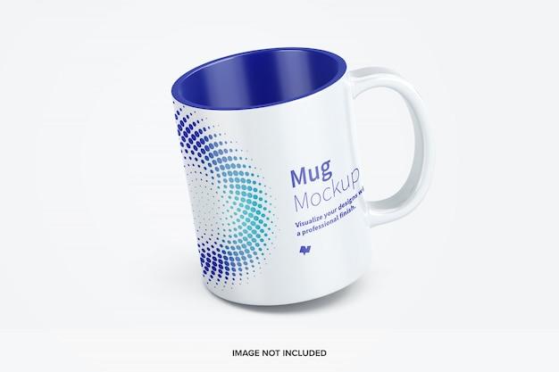 Maqueta de taza