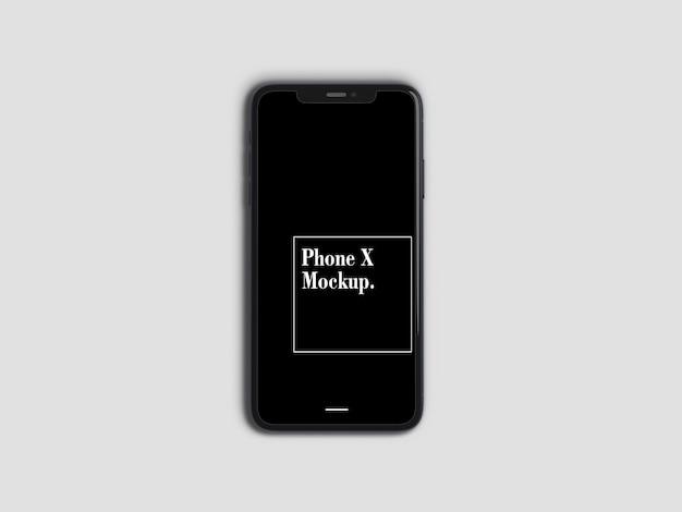 Maqueta del teléfono