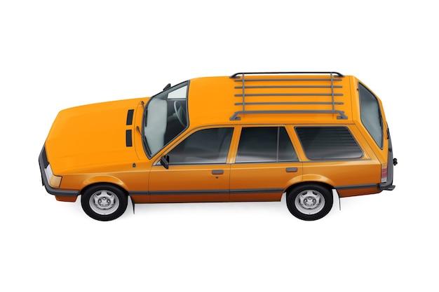 Maqueta de wagon combi car 1981