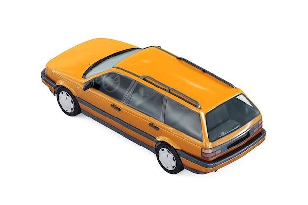 Maqueta de wagon combi car 1987