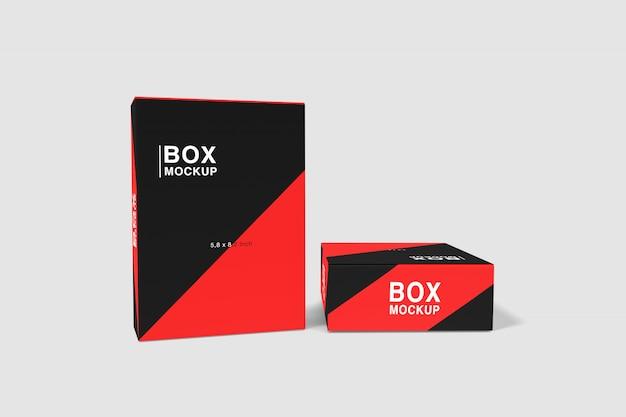 Maquetas de duo box