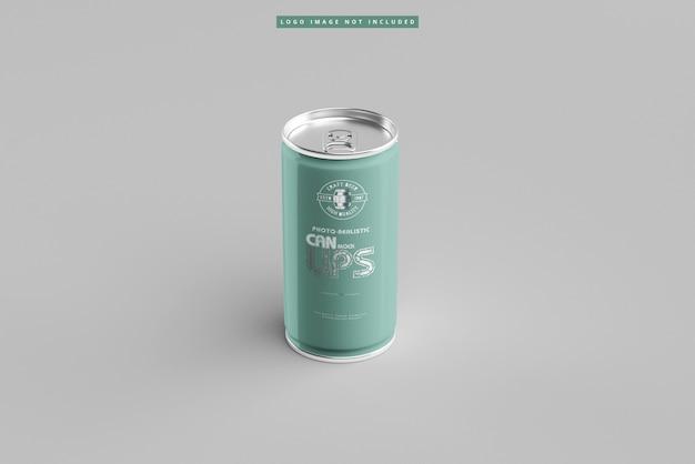 Maquetas de latas 250ml