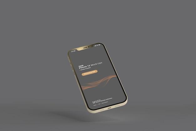 Maquetas de teléfonos inteligentes