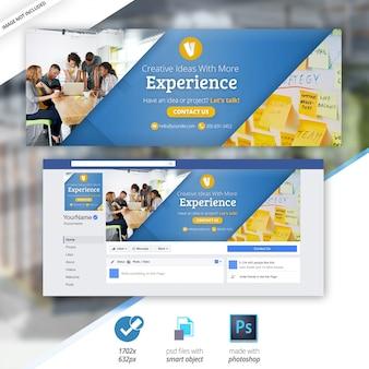 Marketing Empresarial Facebook Banner Timeline Social Covers