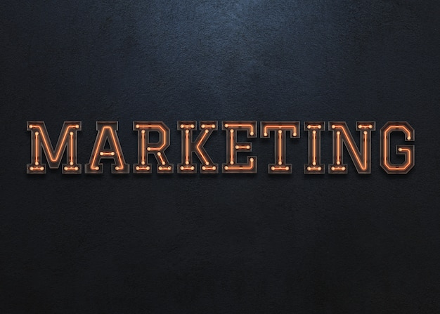 Marketing woord