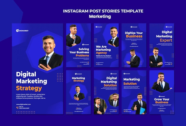 Marketing zakelijke instagramverhalen