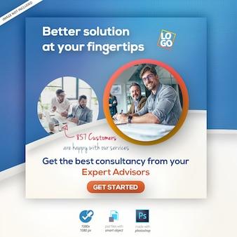 Marketingbureau webbanner
