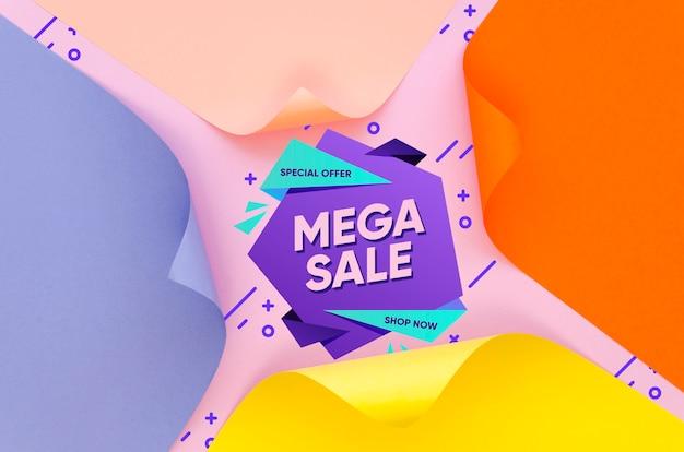 Mega verkoop geometrie papier