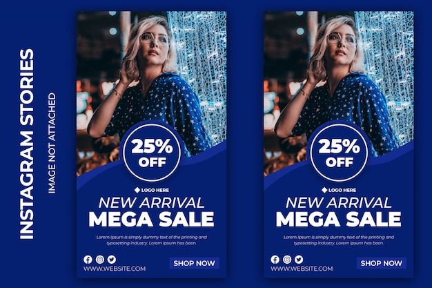 Mega verkoop sociaal verhaal