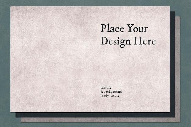 Metti il tuo design qui