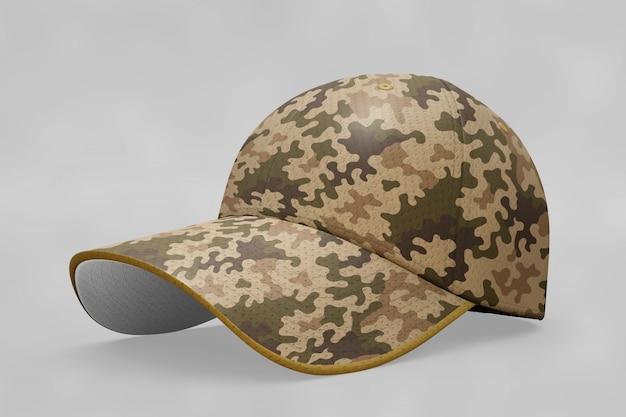 Militaire pet mockup