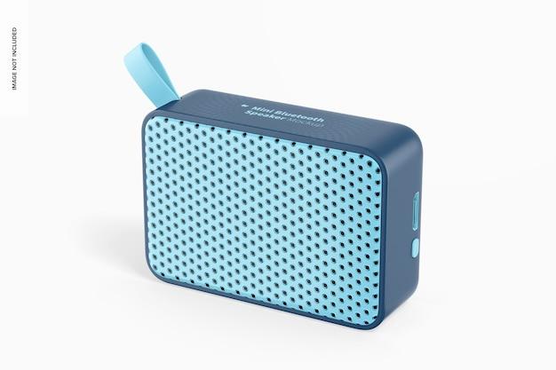 Mini bluetooth-luidsprekermodel
