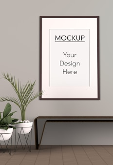 Minimalismo concept interior design