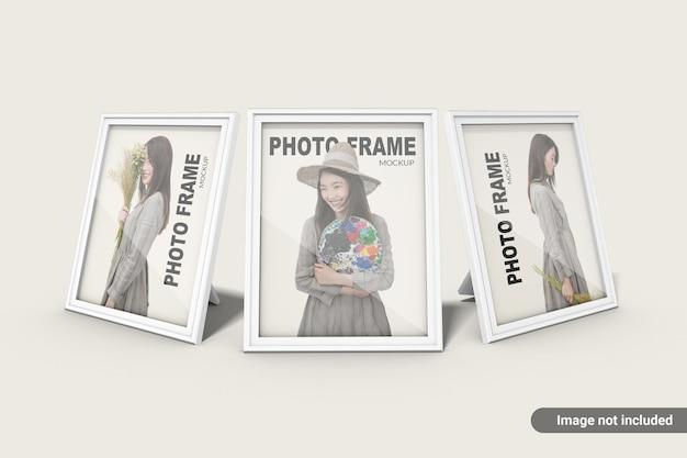 Minimalistisch fotolijstmodel