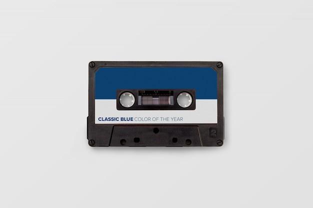Mockup di cassette