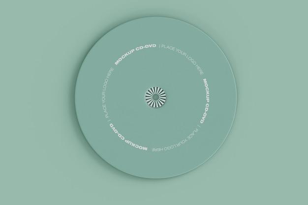 Mockup di cd