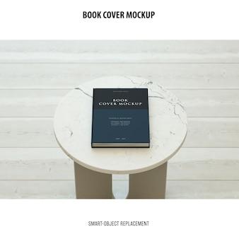 Mockup di copertina del libro