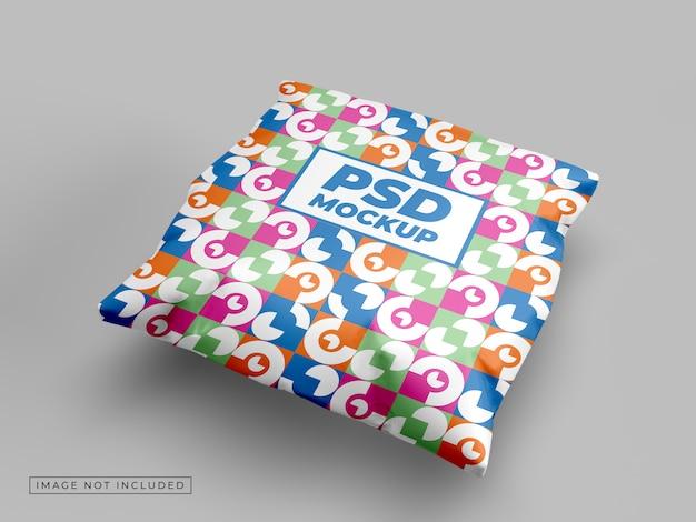 Mockup di cuscini completamente stampato