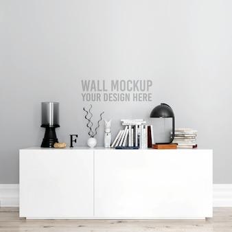 Mockup di pareti interne