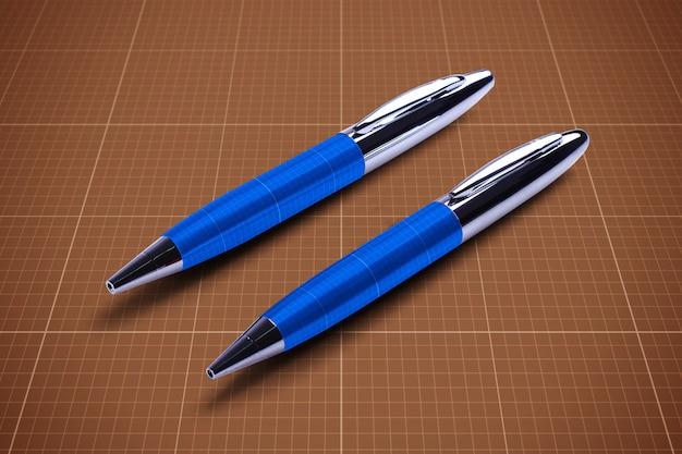 Mockup di penne