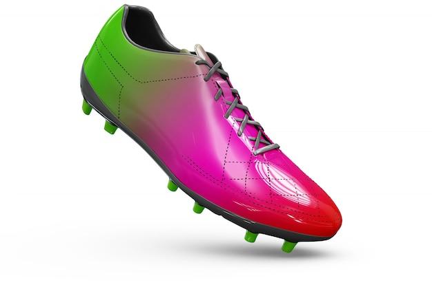 Mockup di scarpe sportive isolato