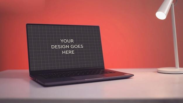 Mockup display portatile
