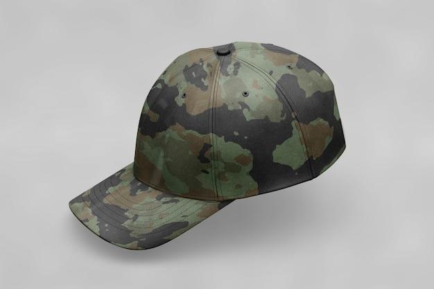 Mockup de gorra