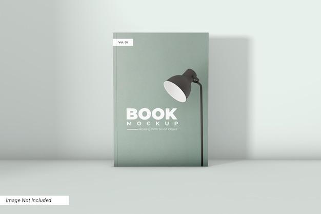 Mockup-ontwerp met zachte kaft