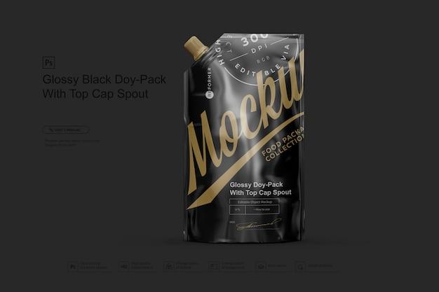 Mockup per il design del marchio