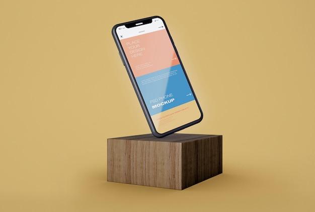 Mockup per smartphone