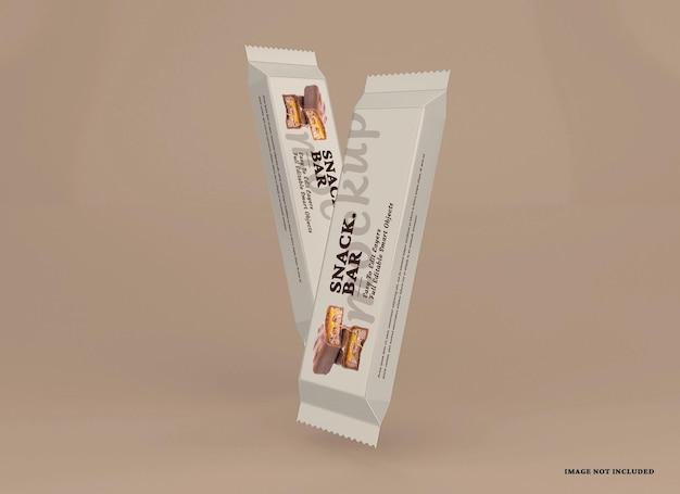 Mockup snackbarpakket