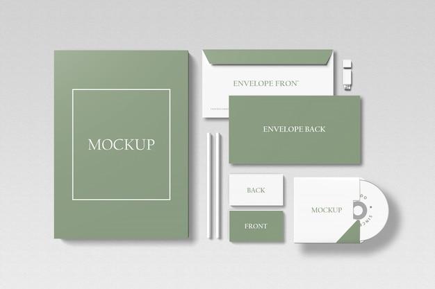 Mockup stazionario