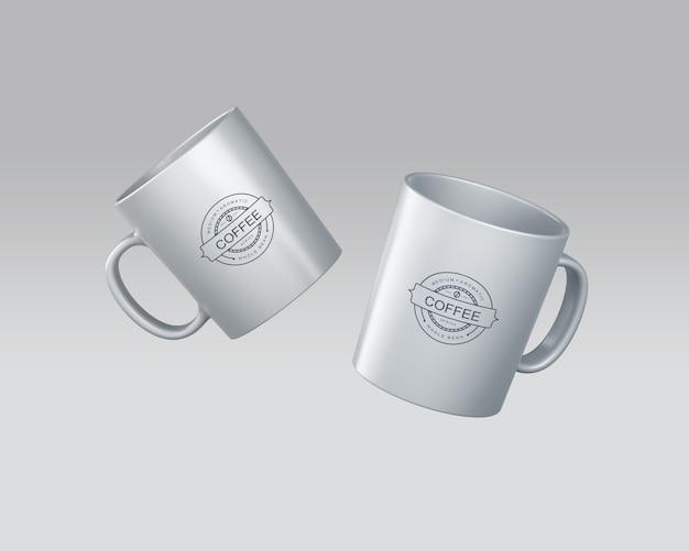 Mockup tazza di caffè
