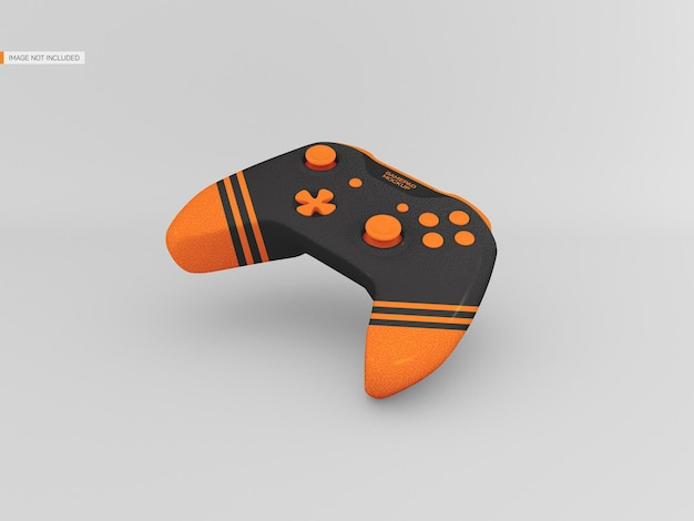 Mockup voor gamecontroller