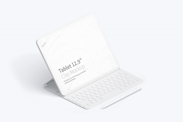 Mockup voor laptopscherm